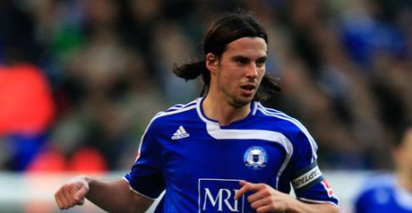 Boyd: Wanted by Championship rivals but Posh block bids