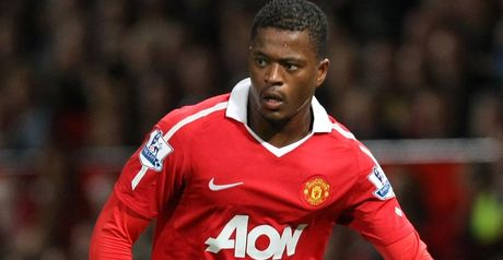 Evra: Own goal