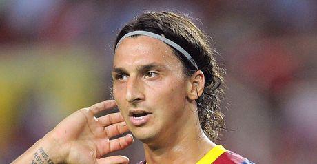 Ibrahimovic: Seals Milan move