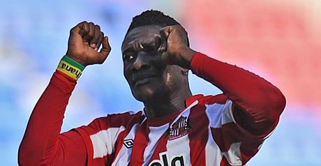 Gyan: Can give Sunderland a spark