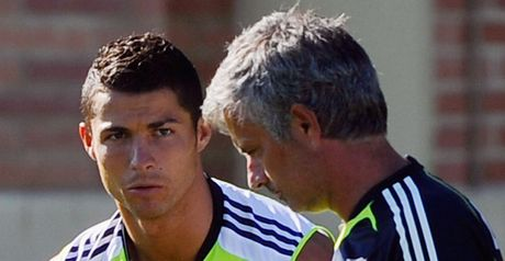 Jose Mourinho: Real Madrid coach won't talk about Cristiano Ronaldo