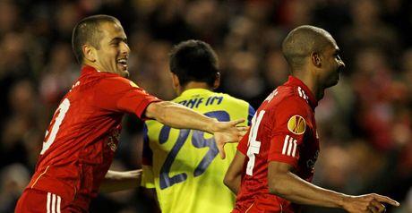 Ngog: Brace inspired Liverpool