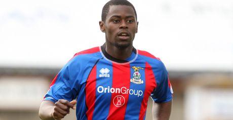 Odhiambo: Has joined Denizlispor on three-year deal