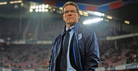 Capello: Set to step down