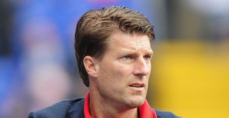 Laudrup: Under pressure