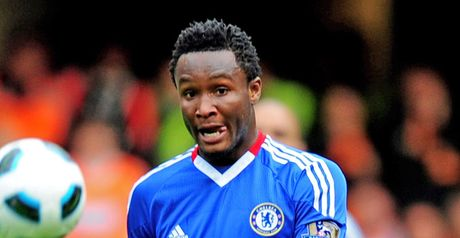 Mikel: Injury troubles
