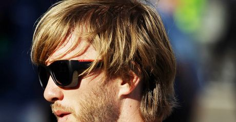 Free agent: Heidfeld is a veteran of 172 grands prix since 2000