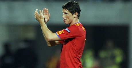 Torres: Back in the goals