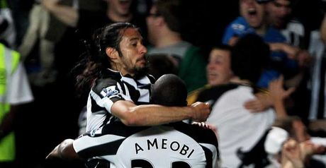 Ameobi: Hero for Newcastle