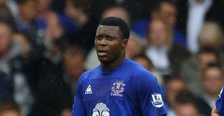 Yakubu: Frustrated