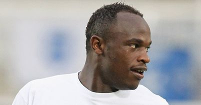 Dennis Oliech: Expected to leave Auxerre this summer with England a possible destination