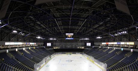 Belfast Giants: Came out on top in a controversial game against Coventry Blaze