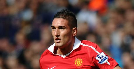 Macheda: Loaned out