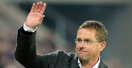 Rangnick: Has stepped down at Schalke due to health reasons