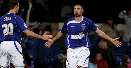 Delaney: Happy to have committed his future to Ipswich by signing a new contract