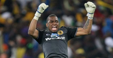 Itumeleng Khune: Warned his team-mates not to get ahead of themselves