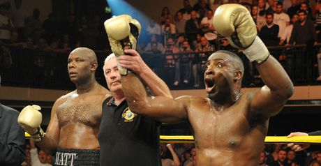 Sprott: Split decision win (Image: leighdawneyphotography.com)