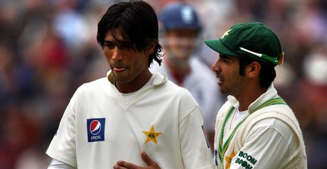 Amir: Banned from cricket for five years