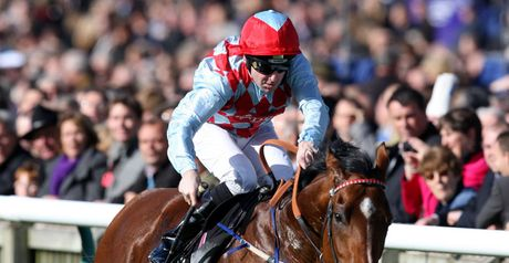 Red Jazz - took the Challenge Stakes at Newmarket.