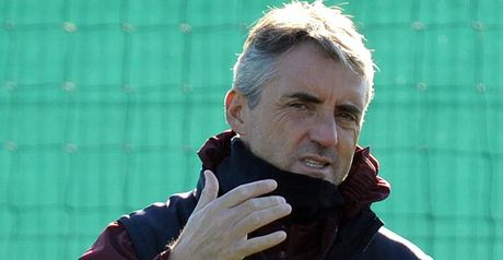 Mancini: Rejected revolt talk