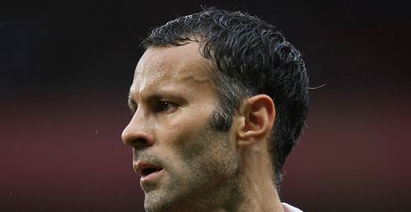 Giggs: Back for derby?