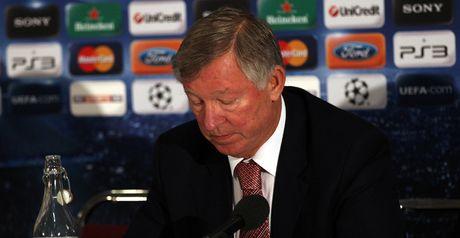 Ferguson: Stunned by Rooney