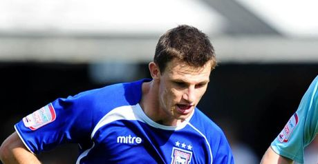 Smith: Scored Ipswich's winner