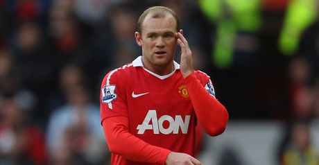 Rooney: Reported to be unsettled