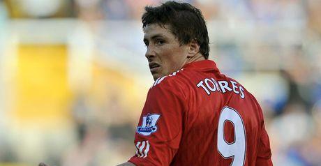Torres: Groin injury