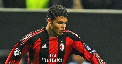 Thiago Silva: New deal until 2016