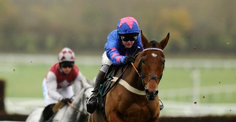 Cue Card storms to a very impressive victory at Cheltenham on Friday