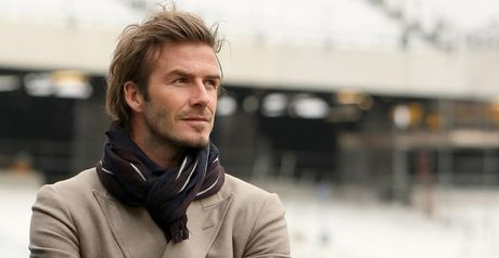 Beckham: Too old for United