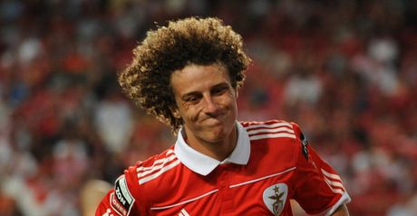 Luiz: Chelsea interest