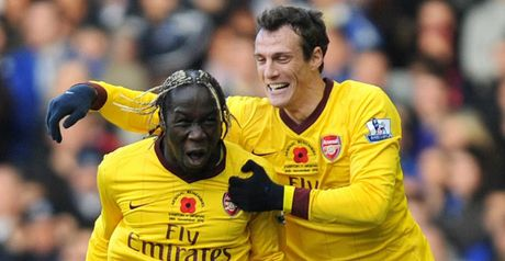 Sagna: Scored opener