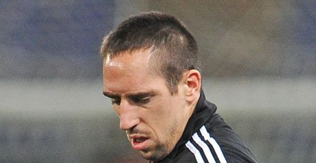 Ribery: Wants to play