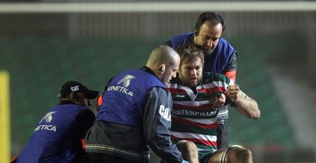 Parling: Injured