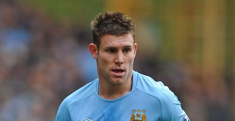 Milner: Ready to prove his worth at Man City next season