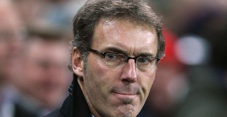 Blanc: Saw his side draw a blank in their latest Euro 2012 qualifier