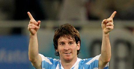 Messi: Late winner