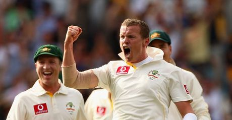 Siddle: claimed 6-54