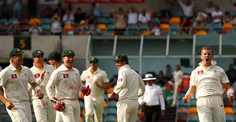 Siddle: Will keep on sledging