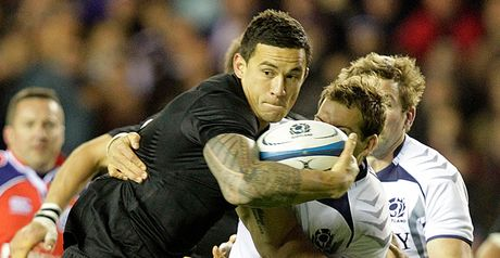 Sonny Bill Williams: big impact