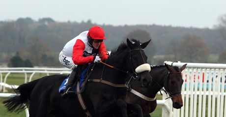 Big Buck's: In great shape ahead of his bid for a World Hurdle hat-trick