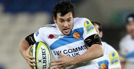 Davis: Linked to a move to Wasps