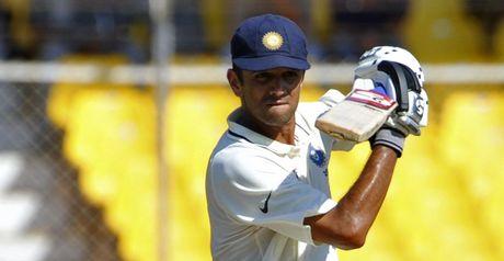 Dravid: answered MCC call