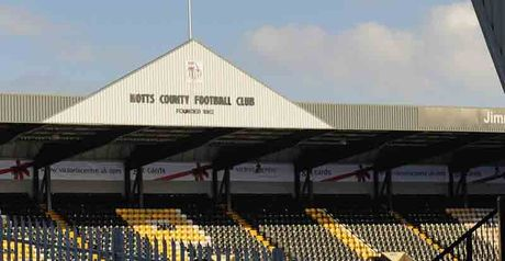 Meadow Lane: Home of Notts County