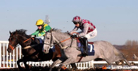 Smad Place: On his way to victory and Triumph Hurdle quotes