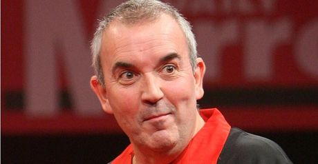 Hard to beat: Phil Taylor
