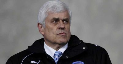 Ridsdale: Still seeking a striker