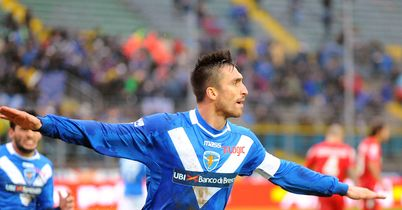 Andrea Caracciolo: Confident Novara can beat the drop after arriving on loan from Genoa